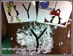 Herding Kats in Kindergarten: Number Sense & Phonics Fun!