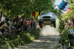 Ott Tänak en el Rally de Polonia 2015 (by Jérémie Billiot)