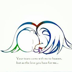 for my son/daughter. Still love you