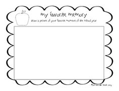 End of the Year Fun Packet: Reflective Writing for the Last Days of School.  Write about all of the great memories from the school year in this fun activity packet.