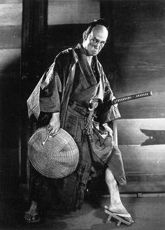 mean looking angry samurai badass pose