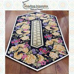 Trilho de Mesa Angulado Flores http://marizamorato.com.br/produto/trilho-de-mesa-angulado-flores/ (11) 99655 9145