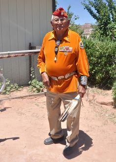 Joe Vandever - Navajo Code Talker