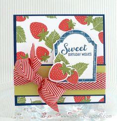 fresh picked, prettypinkposh_strawberry2a