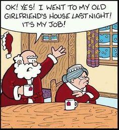 10 Christmas Jokes. Cartoon JokesFunny ...
