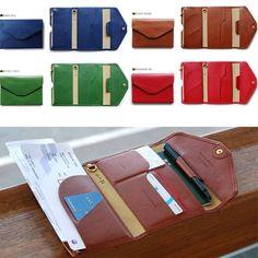 Versatile Travel Wallet - Free Shipping