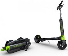 MyWay Compact: Foldable electric scooter is cute as well as functional