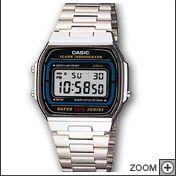 Buy CASIO Digital Alarm Chronograph now from uhrcenter Watch Shop. Casio Classic, Casio Quartz, G Shock Azul, Retro Watches, Watches For Men, Wrist Watches, Vintage Nike, Retro Vintage, Vintage Style