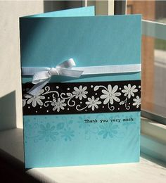 great card idea for Stampin' Around wheels.  Would work with Standard or Jumbo size wheels.