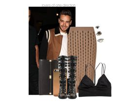 """""""♛HAPPY B-DAY LIAM + READ DESCRIPTION♛"""" by lovers-of-one-direction ❤ liked on Polyvore featuring Payne, Diane Von Furstenberg, Alexander Wang, H&M, Topshop and Qupid"""