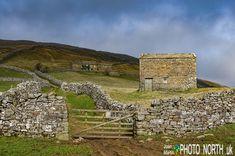 MUKER 52A - A Dales barn and Kisdon Cottage
