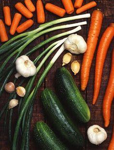 Gotowanie na parze: Czas gotowania na parze - warzywa