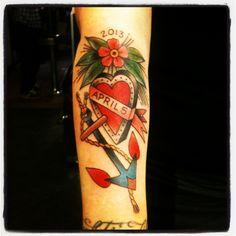 Latest tattoo
