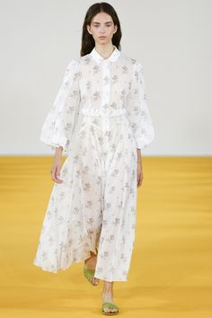Emilia Wickstead Spring 2017 Ready-to-Wear Fashion Show - Sophie Jones