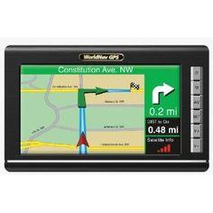 WorldNav 7000 7-Inch Portable GPS Navigator Review