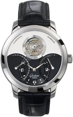 ♂ Watch Glashutte Original PanoTourbillon XL - Manual 41-03-04-04-04
