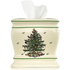 Spode Christmas Tree Tissue Cover -- Read more reviews of the product by visiting the link on the image.