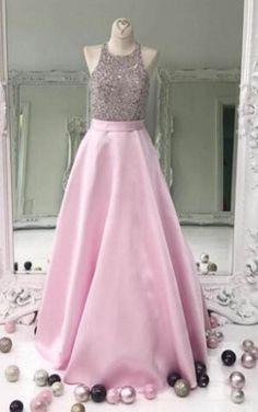 prom,prom dress,prom dresses,pink prom dress