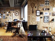 Chipboard Walls - by Bricks Amsterdam
