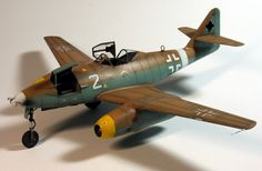Finished models »Diveres Air Force 1/48