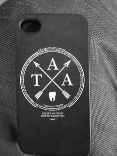 The Amity Affliction Iphone Case