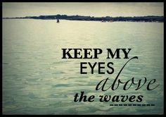 - Oceans (Where Feet May Fail) by Hillsong United, album Zion ❤