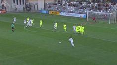 Pierwszy gol młodego Słoweńca i od razu przepięknej urody • Wspaniały gol z rzutu wolnego w Lidze Słoweńskiej • Wejdź i zobacz film >> #football #soccer #sports #pilkanozna