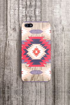 CORAL TRIBAL case by CSERA, available at www.ozonboutique.com!