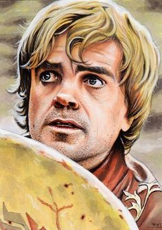 Game of Thrones - Tyrion Lannister by Trev Murphy