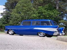 ◆1957 Chevrolet Bel Air Station Wagon◆