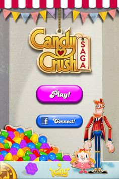 Candy Crush Saga! ADDICTING!