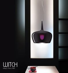 Suspension WITCH, Design Marco PIVA