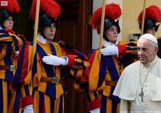 April 3, 2014~Vatican  via https://www.facebook.com/prluckhurst