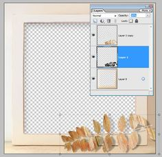 CottageArts.net | Creating Drop Shadows with Photoshop Elements - The information on this tutorial is important, and very good, no matter which graphics program you use