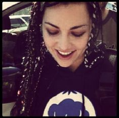 Amy Lee 💙 Amy Lee Evanescence, Emily Kinney, Love Is Gone, Patrick Stump, Orphan Black, Hayley Williams, Strong Women, Celebrities, Mitch Lucker
