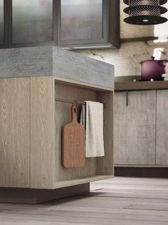 Make use of the smallest spaces in your kitchen. // Auch der kleinste Raum in der Küche will richtig genutzt werden! #enjoysiemens #kitcheninteriordesignwhite