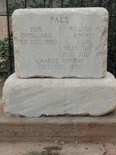 Billy The Kid's grave Ft. Sumner, Nm