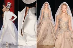Bridal Couture, Paris: Fit for a princess