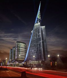 Centaurus - Islamabad,Pakistan by Atkins  Shopping Mall+Appartments+Offices+Hotel.