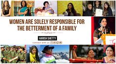 There is a saying that if you educate a women you educate the entire family. That is the reason women are so important for development. #HarishShetty #WomenEmpowerment
