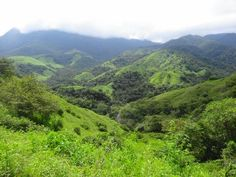 Cerros de el Mixcoate
