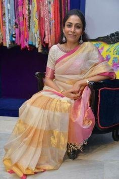 Db Indian Designer Sarees, Indian Designer Wear, Indian Sarees, Kerala Saree, Indian Blouse, Indian Attire, Indian Wear, Indian Outfits, Indian Clothes
