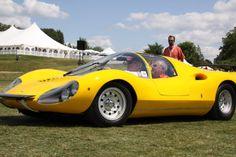 Ferrari Dino 206 Competizione - Autoblog Japan