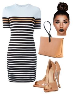 """""""Untitled #2533"""" by princessceairra ❤ liked on Polyvore featuring T By Alexander Wang, Giuseppe Zanotti, Iala Díez, women's clothing, women, female, woman, misses and juniors"""