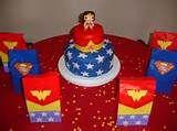 Wonder Woman Party Decorations