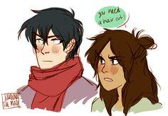 Attack on Titan - Genderbend Mikasa and Eren