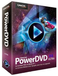 CyberLink PowerDVD Ultra 15 with Patch and Update Free