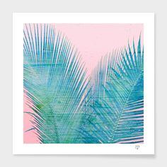 «Summer Breeze», Numbered Edition Fine Art Print by Creative Vibe - From 18€ - Curioos