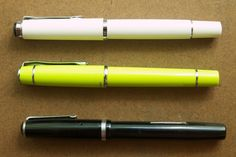 Review: Pelikan M205 Fountain Pen by the Well-Appointed Desk