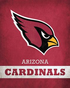 Arizona Cardinals WinCraft x Primary Logo Single-Sided Vertical Banner Arizona Cardinals Football, Sports Team Logos, Nfl Logo, Cute Poster, Football Team, Banner, Canvas Prints, Fan, Die Hard